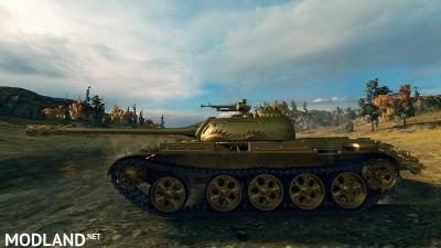 Type 59 Gold Skin 0.9.22.0.1 [9.22.0.1], 2 photo